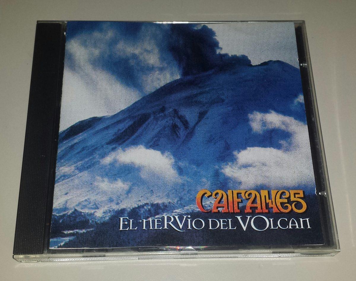 el nervio del volcan caifanes