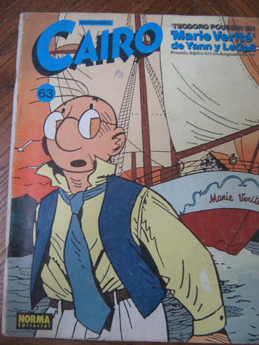 cairo 4 revistas comic español