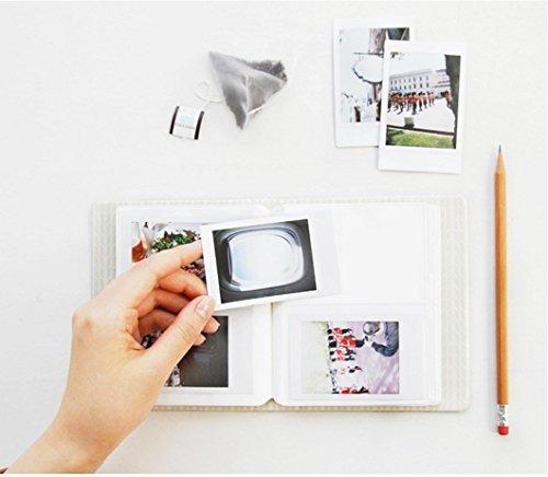 caiul cámara fotográfica compatible con fujifilm instax mini