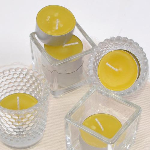 caixa 72 unidades vela citronela para rechaud atacado