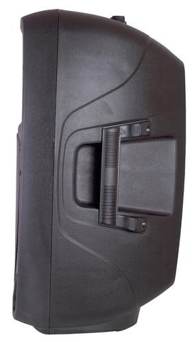 caixa acústica 80 watts passiva donner dr808p nca