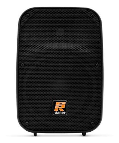 caixa acústica ativa staner sr-88a 8 85w rms usb/sd