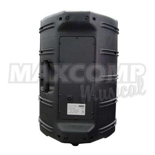 caixa acústica csr 3000 passiva  200wrms maxcomp musical