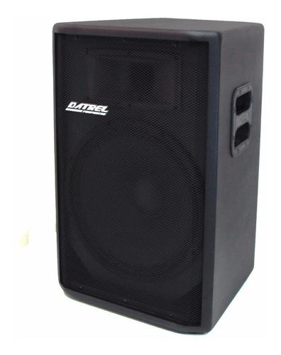 caixa acustica datrel da15300j 15 jbl driv 300w