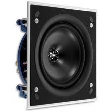 caixa acústica de embutir kef ci200qs - unidade