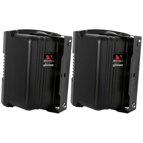 caixa acústica frahm 8 pol 70w c/ suporte ( par ) - ps 8s