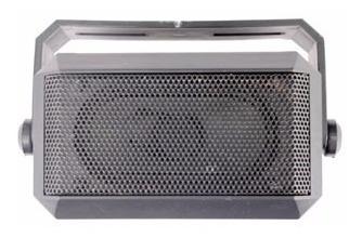 caixa acústica para rádio px 11w rms