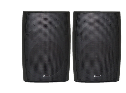caixa acústica para som ambiente oneal ob330, 150w rms - pa