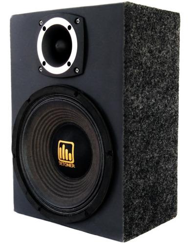 caixa acústica passiva bar igreja salão profissional 300rms