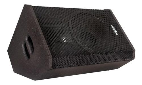 caixa acústica/retorno ativa donner saga 12pt 250w bluetooth