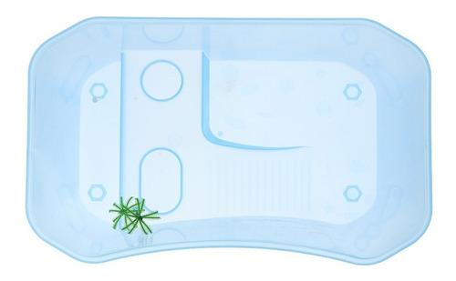 caixa alimentação do viveiro do tanque da tartaruga tartarug