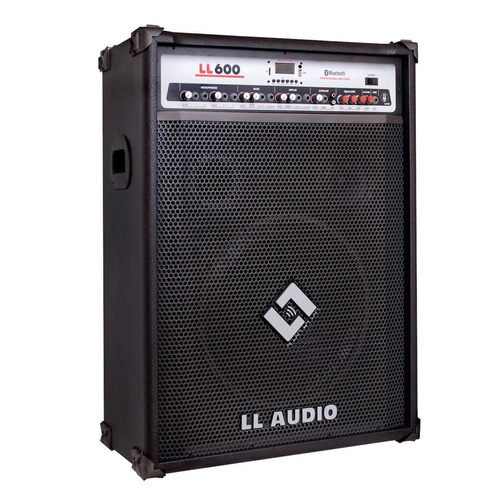 caixa amplificada audio