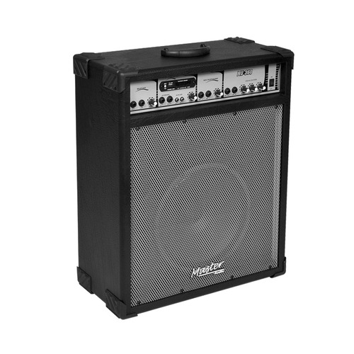 caixa amplificada bluetooth 12  multiuso 90 watts usb sd fm