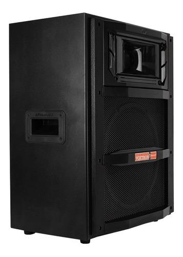 caixa amplificada voxtron falante 12 polegadas 120w