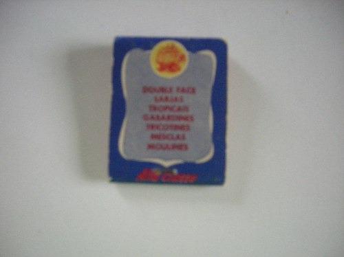 caixa antiga de fósforos  para colecionador - adamastor