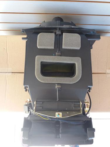 caixa ar quente uno 1995 em diante preta completa  original