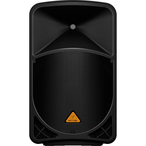 caixa ativa 12 pol 1000w c/ usb b112 mp3 behringer 110v