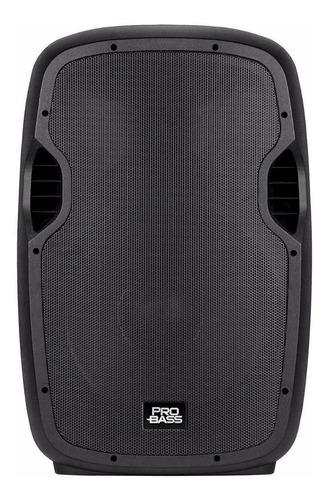 caixa ativa 15'' com bluetooth pro bass elevate 115