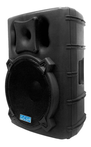 caixa ativa 15 pol 300w c/ 3 entradas + echo - csr 4000 a