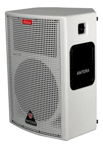 caixa ativa 15 polegadas 350w pa/monitor/fly ts700ax antera