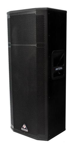 caixa ativa 2x12 pol 600w c/ fly - hps12.2 a antera
