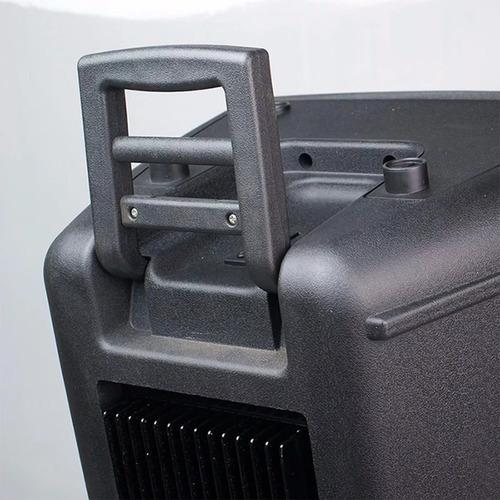 caixa ativa amplificada caixa staner ativa