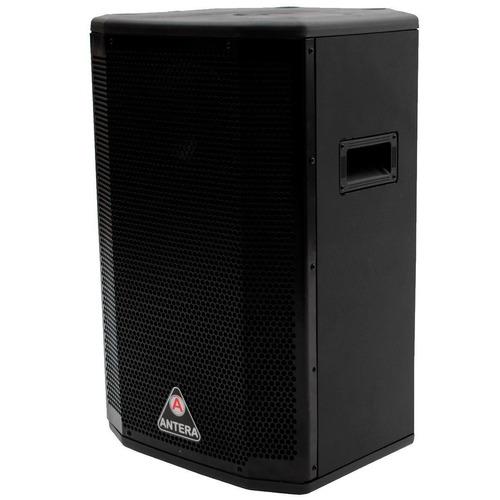 caixa ativa antera sc12a preta fal 12 pol 200w c/ usb/bt