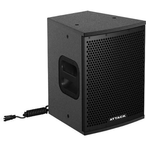 caixa ativa attack 8 vrf 815 a 150w - attack