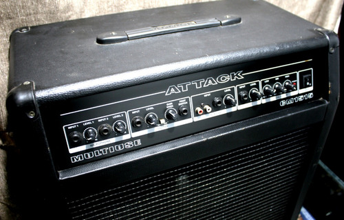 caixa ativa attack