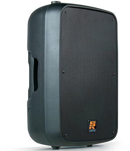 caixa ativa bluetooth staner sr-110a 100w oferta!