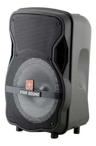 caixa ativa bluetooth star sound ss80 by staner