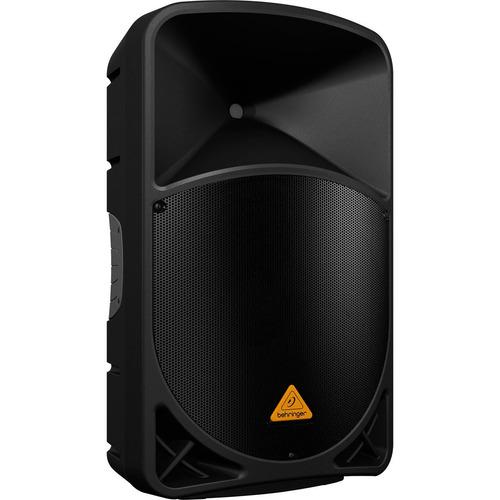 caixa ativa com usb - b115 mp3 behringer 110v 15 pol 1000w