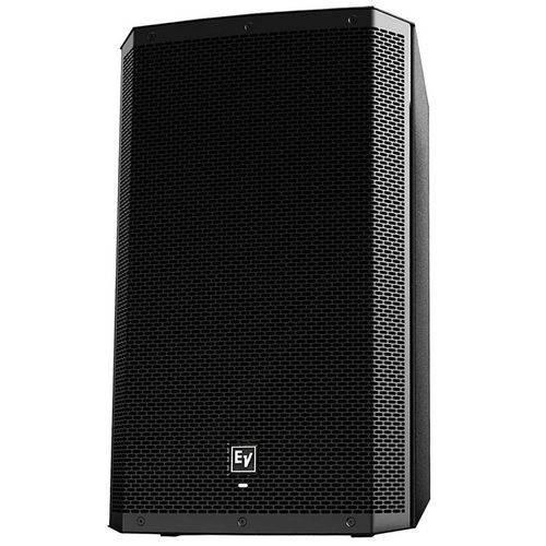 caixa ativa electro voice ev zlx12p zlx 1000w i9som