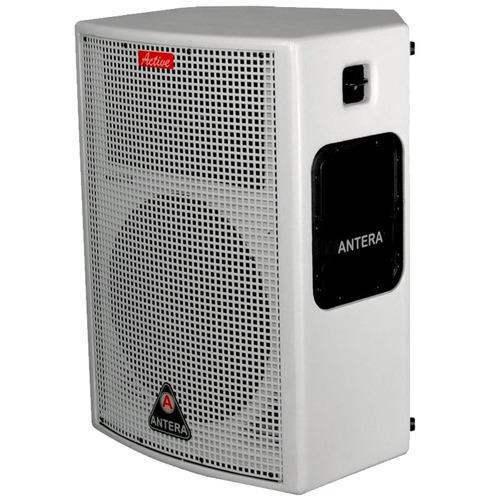 caixa ativa fal 10 pol 220w pa/monitor/fly - ts400ax antera