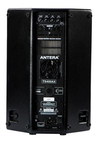caixa ativa fal 10 polegadas 220w - ts 400 ax antera
