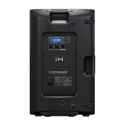 caixa ativa fal 12 pol 1000w - ix 12 turbosound