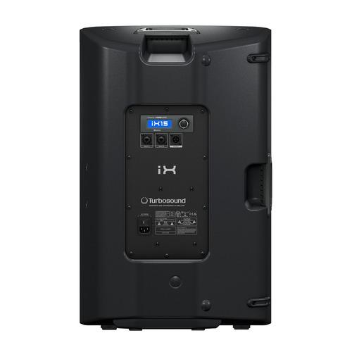caixa ativa fal 15 pol 1000w - ix 15 turbosound