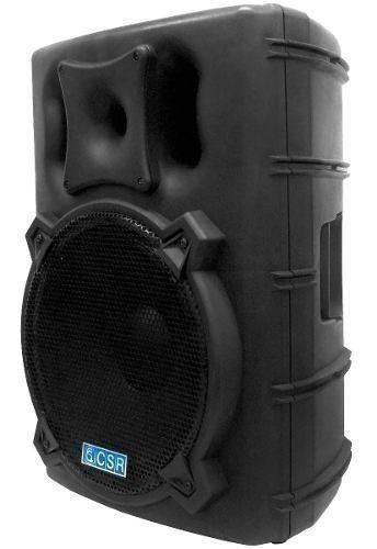 caixa ativa fal 15 pol 300w c/ usb 4000a csr
