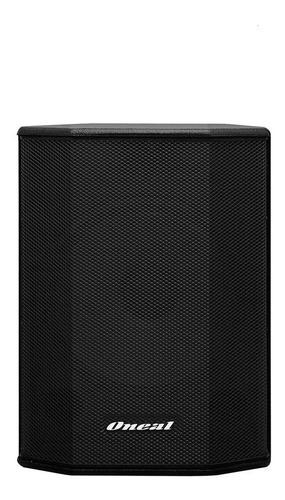 caixa ativa falante 10 polegadas 180w - oneal opb 425