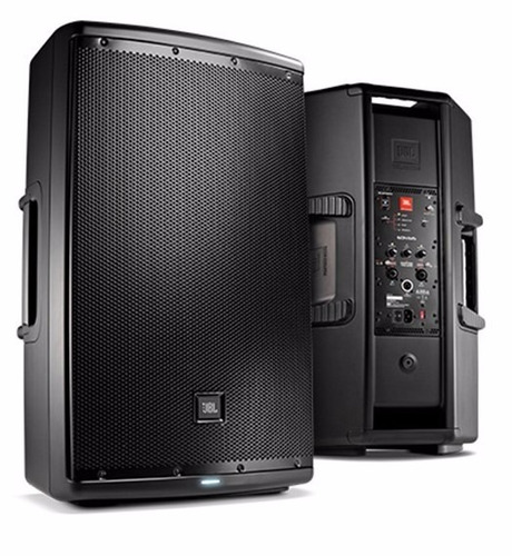 caixa ativa jbl eon 615 1000 watts nf 1 ano garantia