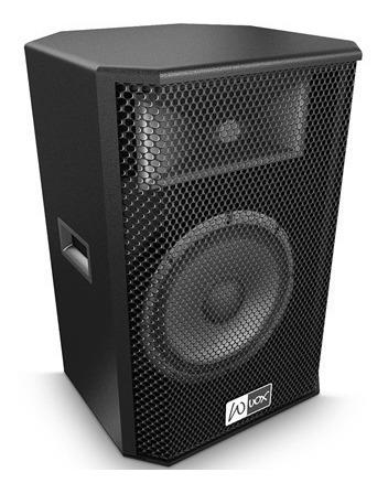 caixa ativa machine jc 215, usb, nova e garantia.