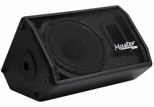 caixa ativa - monitor / p.a. master áudio m12-200w