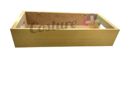 caixa base para máquina de costura elgin zig zag super