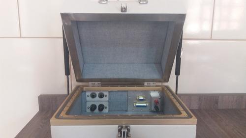 caixa blindada para ensaios de rf/emc