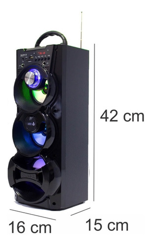 caixa bluetooth portatil