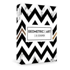 Caixa Book Box Livro Decorativo Gerometric Art