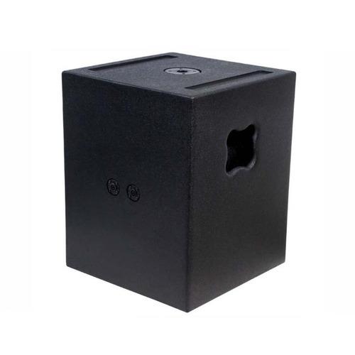 caixa boombastic t15 horn 1 alto-falante de 15'' comp. naval