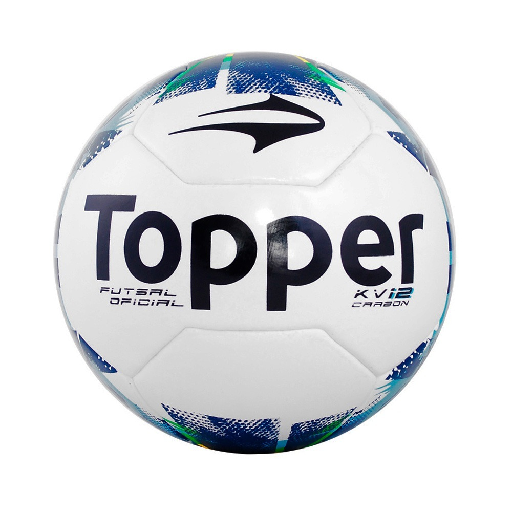 ... bolas futsal topper kv carbon. Carregando zoom. 91d6dd1d263fa