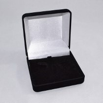 caixa caixinha estojo veludo p/ pulseira escrava ou relógio