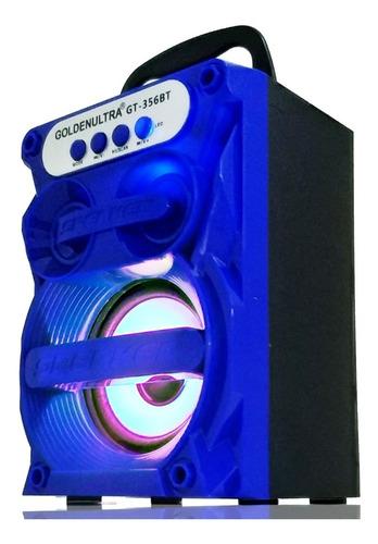 caixa caixinha som portátil usb bluetooth p2 fm mp3